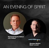 John Holland and Shawn Leonard: An Evening of Spirit in Halifax