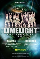 Limelight Dance Competition