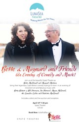 Bette & Maynard and Friends, An Evening of Comedy and Music